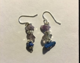 Psychic Protection dangle earrings