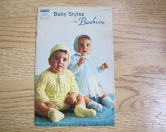 Beehive Styles by Beehive / Patons Book No. 117