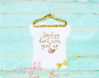 Baby girl clothes - Girls Outfit - Trendy Girls Shirt - Girls Shirt  - Kids Clothing - Kids Shirt -Little Girls Shirt - Fashion Tee