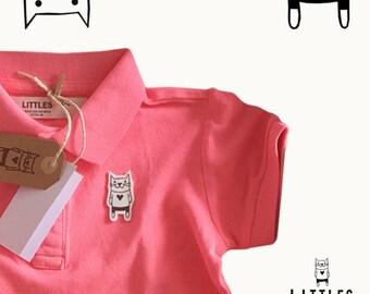 Littles polo shirt