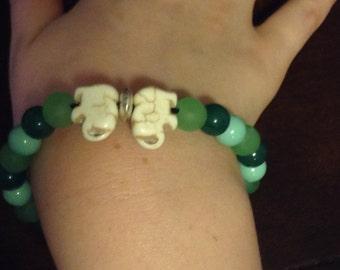 Elephant Peace Bracelet