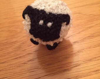 Knitted Sheep.