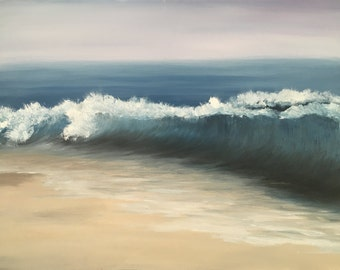 Crashing Wave #1