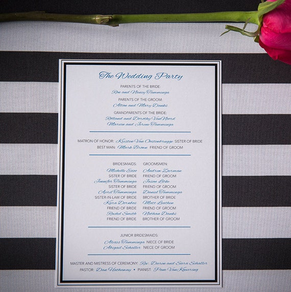 Simple Lines Digital Wedding Invitation Suite