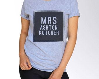 Ashton Kutcher T Shirt - Pop Art - S M L