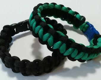 Standard Paracord Bracelet