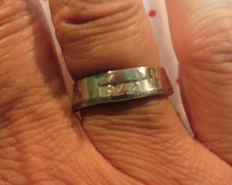1942 Quarter Ring