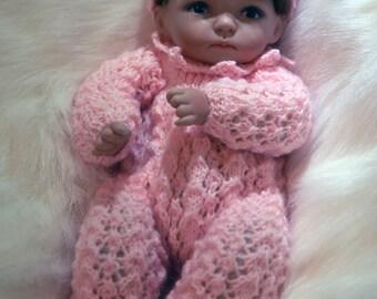Cuddly Chelsea - knitting pattern