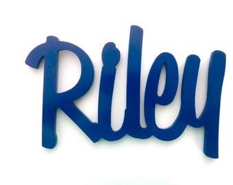 Wooden name, Wooden name sign, Kids room sign, Custom wooden name, Nursery decor, Kids name sign, Baby name sign - Urban Font