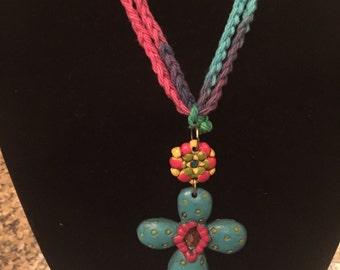 Cross necklace Item IL007