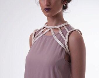 Choker Shoulder necklace