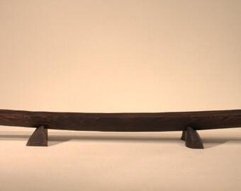 Carved Cedar Bough Bowl