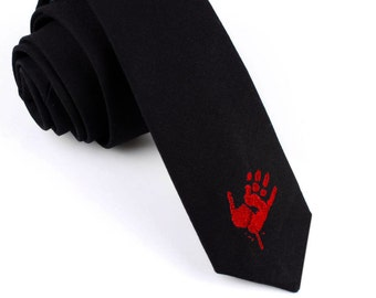 Bloody Zombie Hand Mini Fill Embroidery Design File