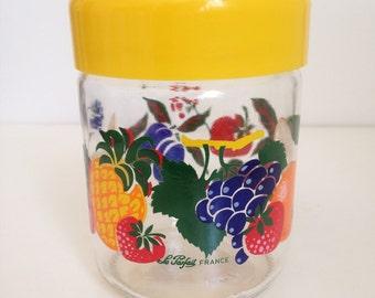 Pot the perfect fruit 440ml jar vintage to retro kitchen decor