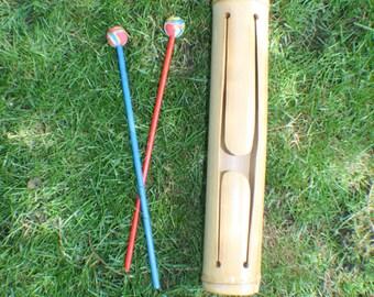 Bamboo Toungue Drum