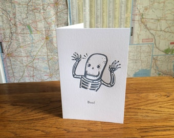 Significant Other Greeting Card - Boo