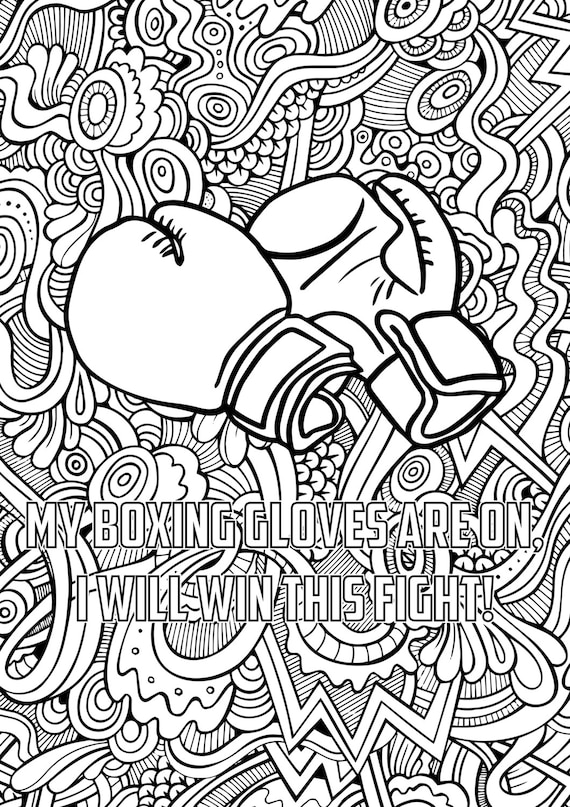 Printable Coloring page Cancer Patient by MyRXColoringBook
