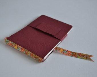 Maroon Sketchbook