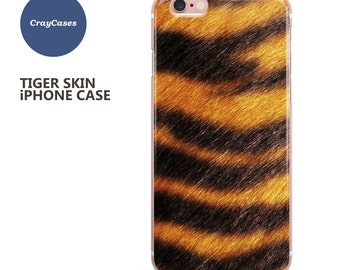 Tiger Stripe iPhone 6s Case, Tiger Stripe iPhone 6s Plus Case, Tiger Stripe iPhone 7 Case, Tiger Stripe iPhone 6 Plus Case (Shipped From UK)