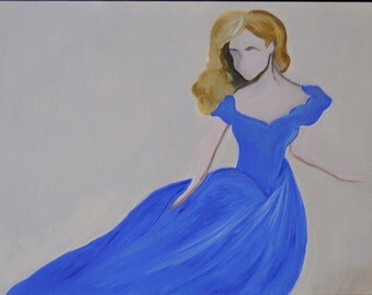 Minimalistic Cinderella.