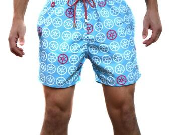 Capitano - Helms - Swimtrunk - Swimwear - Men's Swimsuit