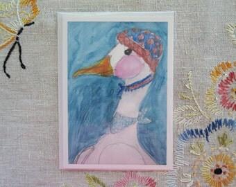 Aunt Jemima Greeting Card