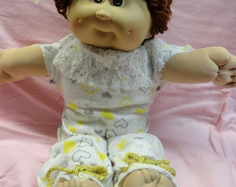 1970s-80s  Cabbage Patch Boy or Girl Doll