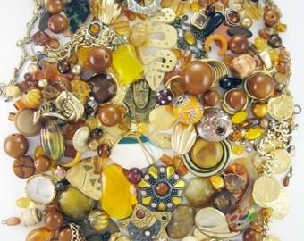 20% OFF - Craft Jewelry - Over 1 Pound of Jewelry - Nefertiti's Desert