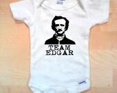 L'équipe Edgar grenouillère liane Poe