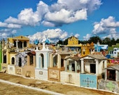 The City That Always Sleeps. Mexican Cemetery.