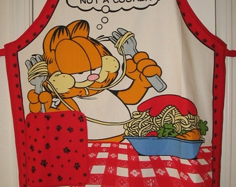 Garfield Apron #2052 (This is the last one)