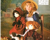 "Vogue 9699 LINDA CARR Dressed 22"" Girl and Boy Doll Pair ©1986 also Issued as Vogue 624"