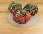 Fall Thanksgiving Pumpkin Bowl Filler Ornament Decorations