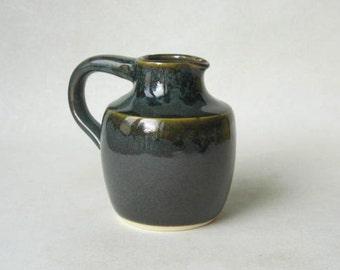 Pottery Pitcher Oil Cruet