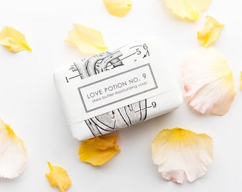 Love Potion No. 9 Shea Butter Soap