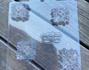 4 Leaf Guest Soap Mold