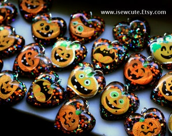 Halloween Jewelry Special, Mystery Grab-Bag Halloween Necklace for Girl, Handmade Halloween Party Necklaces, Cute Halloween Jewelry isewcute