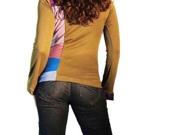 Rainbow Love Long Sleeve Tee Shirt