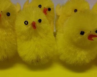 12 Easter Chicks