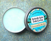 Remarried to the Sea Many Purpose Solid Lotion - Sea Salt, Lime, Coconut, Grapefruit, Seagrass
