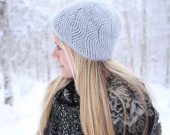 Crochet Hat Pattern - Jane Frost Hat