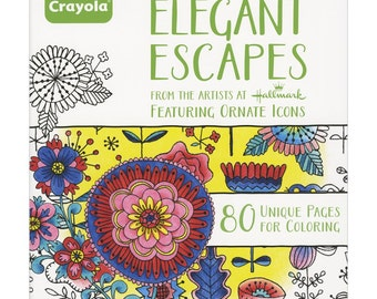 Design Originals Color Peace Portable Coloring Book