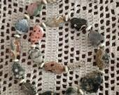 Ocean Jasper Conch Hill Tribe Silver Necklace