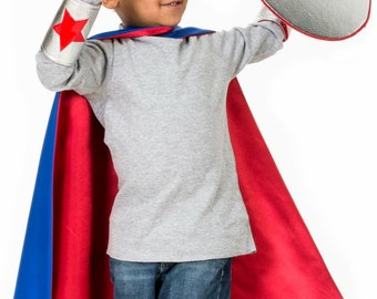 Super Hero Kid Capes for great fun!