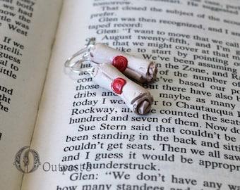 Magic Scroll Earrings