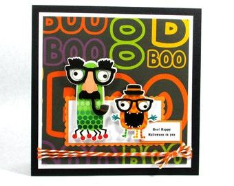 Funny Halloween cards, boys Halloween cards, kids Halloween cards, children's Halloween cards