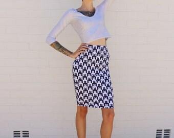 Lunatooth Pencil Skirt