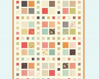 Square Dance DIGITAL pattern 0709