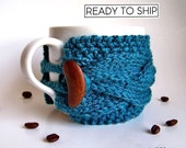 Coffee Cup Cozy, Coffee Cup Sleeve, Coffee Sleeve, Coffee Cozy, Tea Cozy, Coffee Mug Cozy, Mug Warmer, Coffee Gifts, STOCKING STUFFER