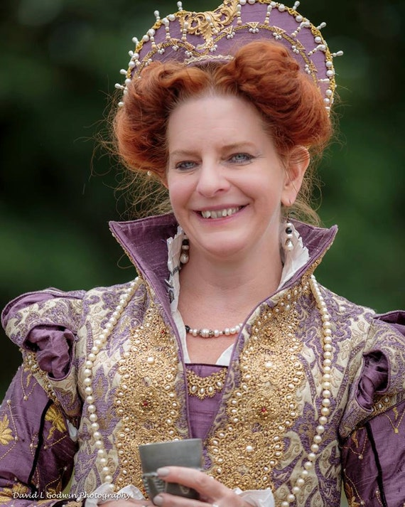 Queen Elizabeth Renaissance Queen Elizabeth 1 Rena...